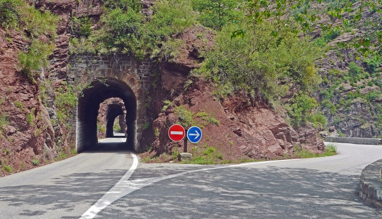 隧道与涵洞工程识图