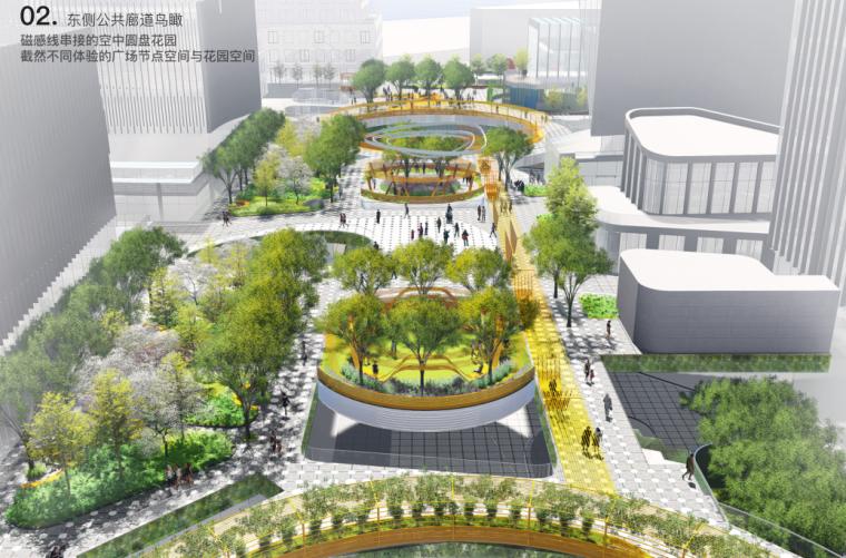 [上海]西岸传媒港居住区景观方案文本(PDF+131页)