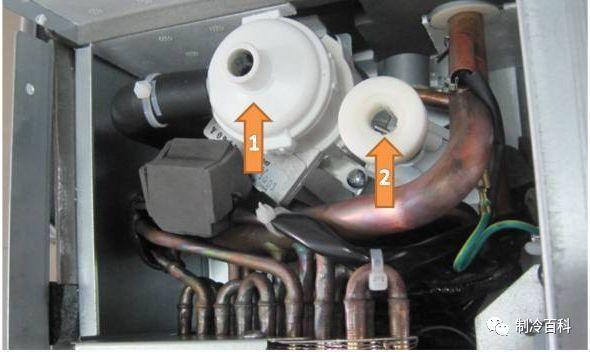 空调冷凝水提升泵的作用、选型和原理