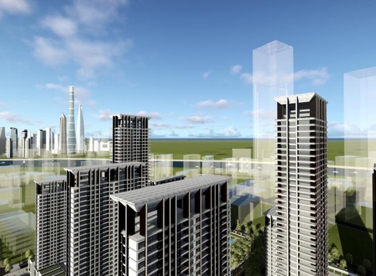 [上海]董家渡新中式風格豪宅建筑方案文本(BOTAO設計|PDF+227頁)