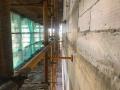 [QC成果]提高高大跨度墙体的整体性及施工进度成果报告