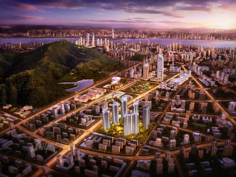 广州龙湖天奕景观设计
