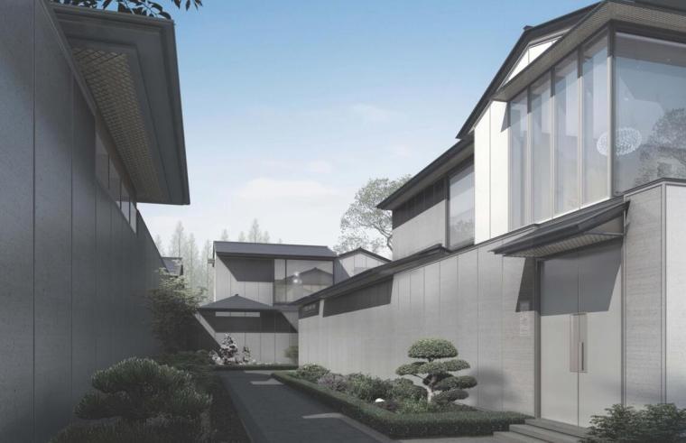 [江苏]仁恒·平江府中式风格居住区别墅建筑方案文本(GAD设计|PDF+82页)