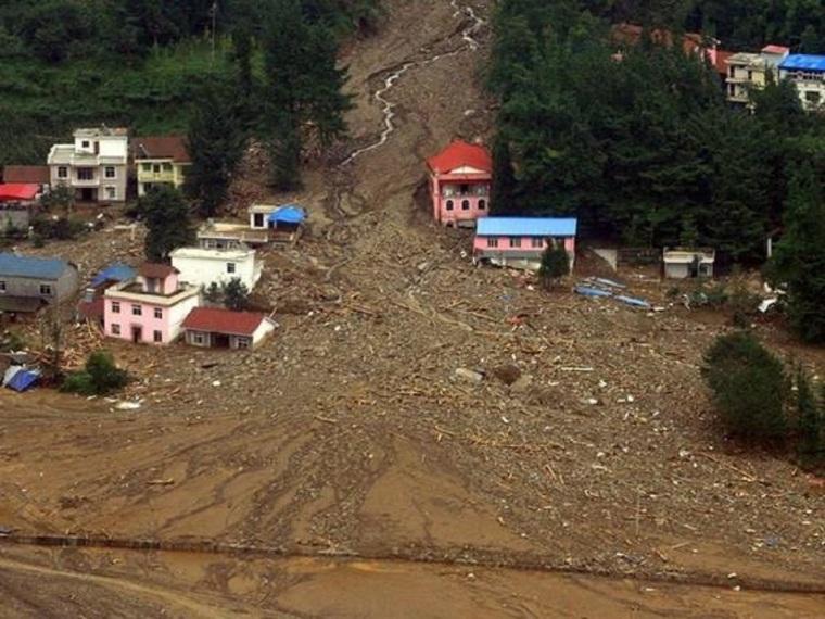 山体滑坡泥石流灾害处置(23页,图文丰富)