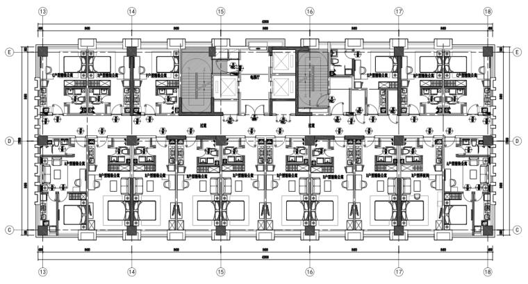 [济南]金螳螂-鲁能领秀城定制精装项目ABCD户型+入户大堂+电梯厅丨PPT方案册丨效果图丨施工图