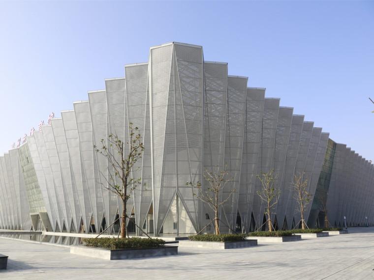 亳州市体育馆