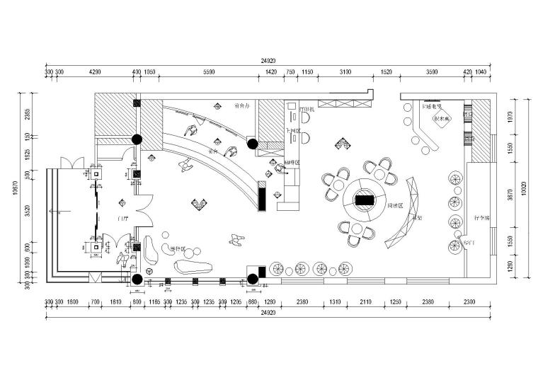 [北京]IBIS宜必思尚品酒店PPT方案+高清效果图+施工图CAD+机电图+灯具&物料