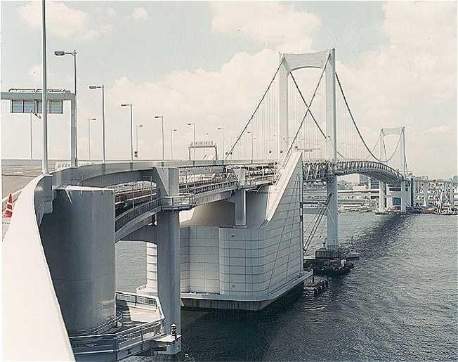 悬索桥的概述与结构组成(图片较多)