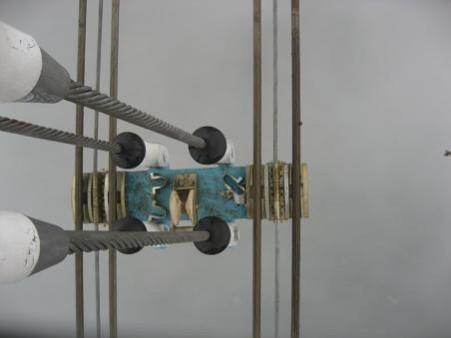 悬索桥加劲梁轨索滑移法架设施工工法(图文并茂)