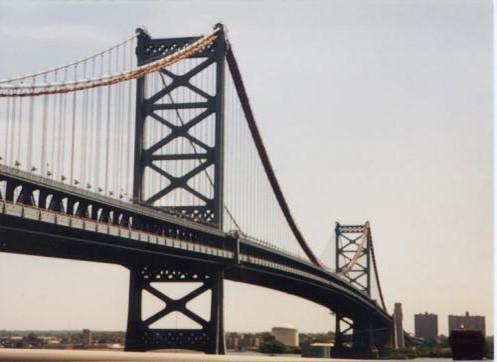 国内外悬索桥的发展概况(图文并茂)