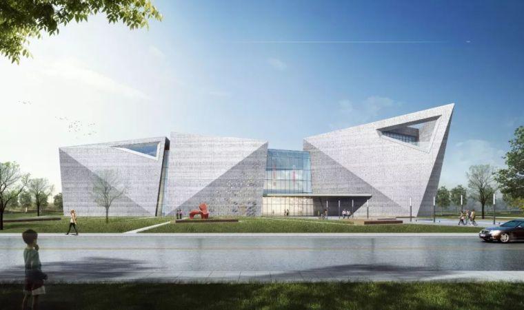贺兰山石·宁夏美术馆