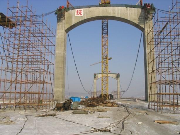 自锚式悬索桥施工控制技术(图文并茂)
