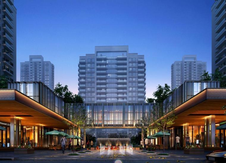 [江苏]新古典建筑风格住宅建筑方案文本(UA国际设计|PPT+143页)