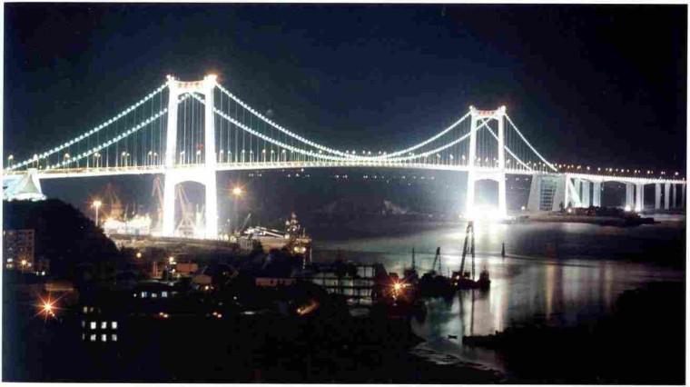 悬索桥施工总体部署与主要施工工艺介绍