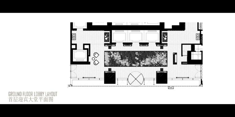 [广东]KPF+迪拜LW设计-深圳鹏瑞莱佛士酒店设计方案216页+效果图+摄影