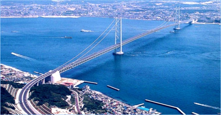 钢悬索桥的构造特点和结构设计特点