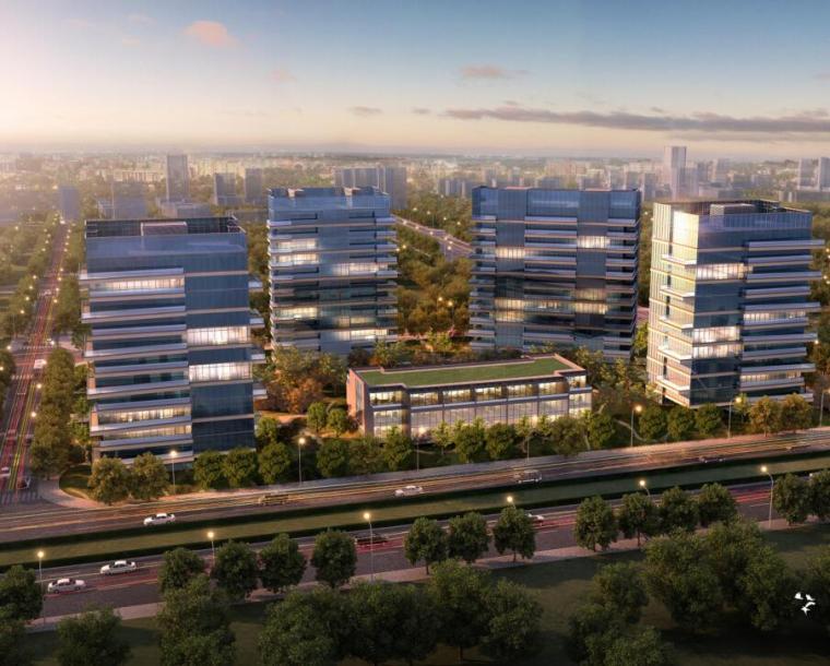 [上海]现代风格住宅建筑概念规划建筑设计(致逸设计|PDF+284页