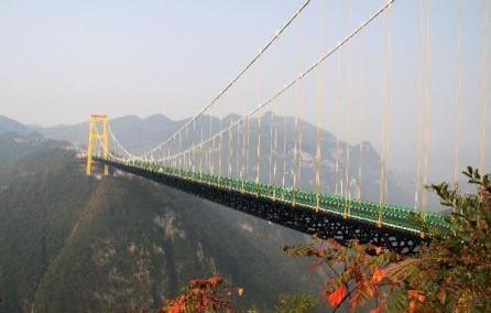 悬索桥各结构施工设计与施工方法详细解析
