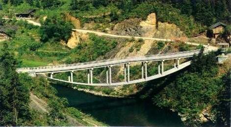 吊桥构造与设计、悬索桥实例介绍