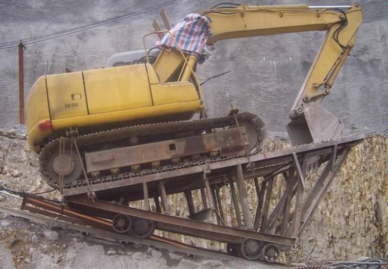 悬索桥隧道式锚碇施工及质量控制要点
