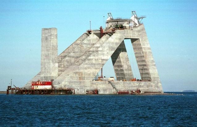 悬索桥结构构造、总体部署与施工方法介绍