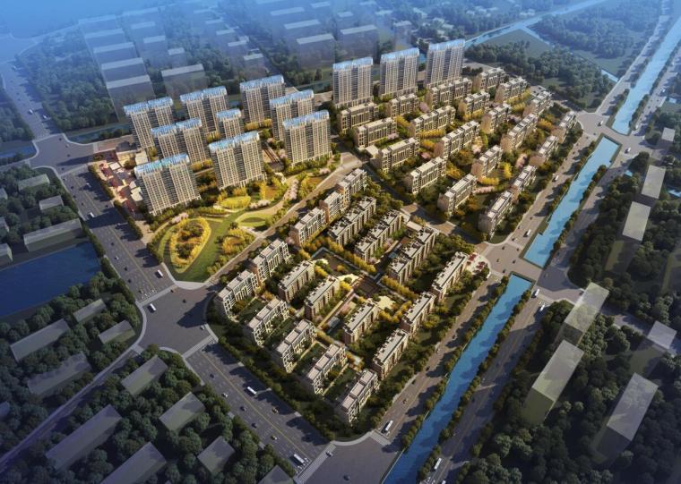 [江苏]欧陆风格太湖度假区住宅概念规划方案设计(柏涛设计|PDF+227页)