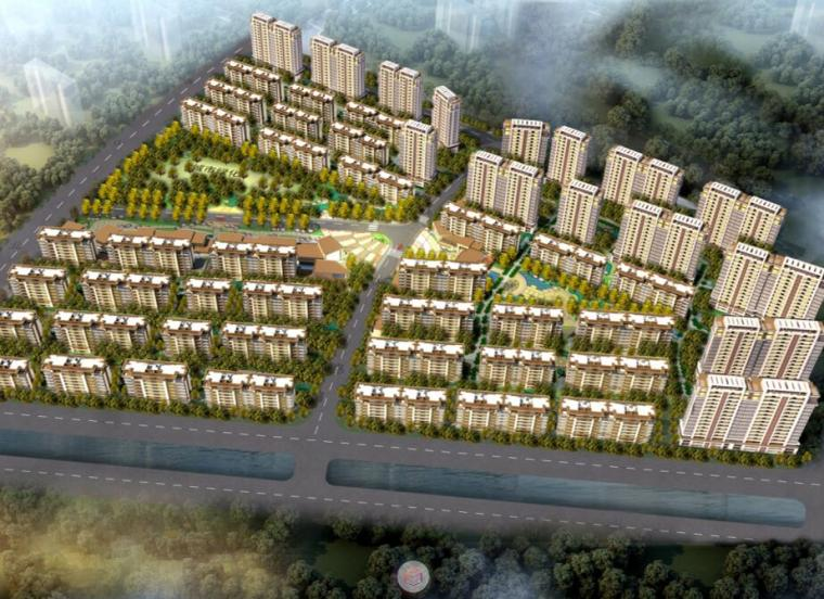 [江苏]现代风格太湖度假区住宅概念规划方案