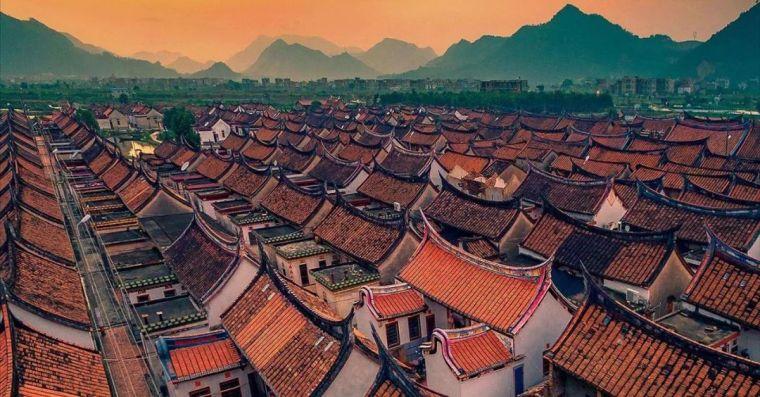 [闽南建筑]中国传统建筑——闽南古厝_1