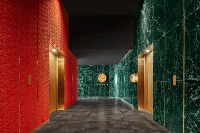 [西安]RSAA庄子玉工作室-西安雲顶伍拾柒餐厅丨1536㎡丨JPG图纸+高清官方摄影