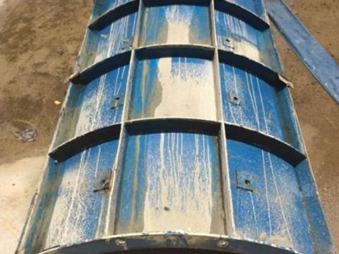 [QC成果]提高圆弧柱现浇结构合格率