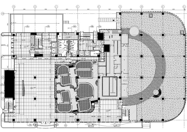 [上海]美国Gensler-上海山鹰国际室内办公室丨效果图+施工图+物料书