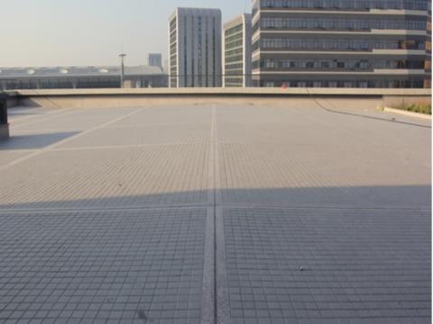 [QC成果]提高屋面广场砖铺贴合格率施工质量控制