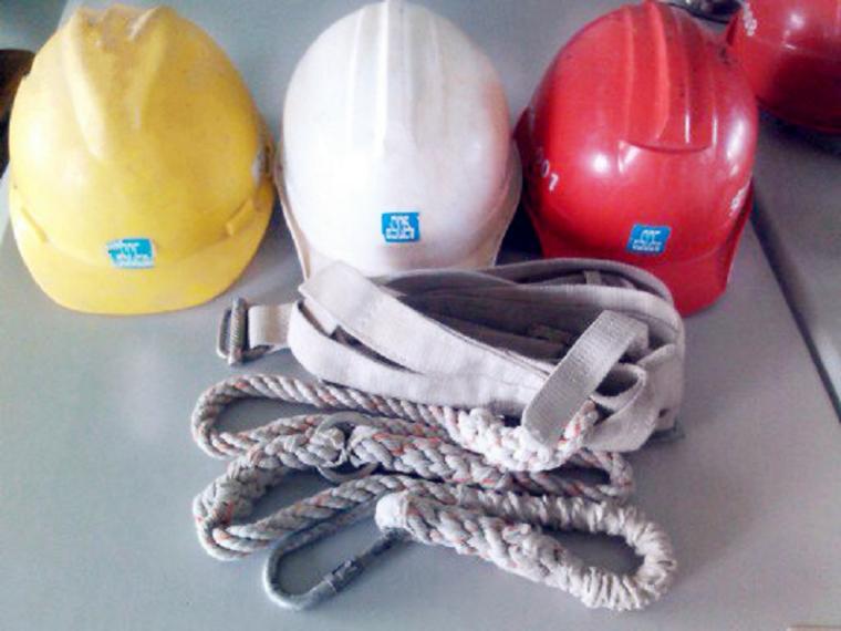 建筑工程施工人员安全教育培训(88页,图文并茂)