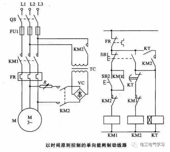 [电气分享]15个常见的电工中级电路图,会操作12个才算得上是电工_9