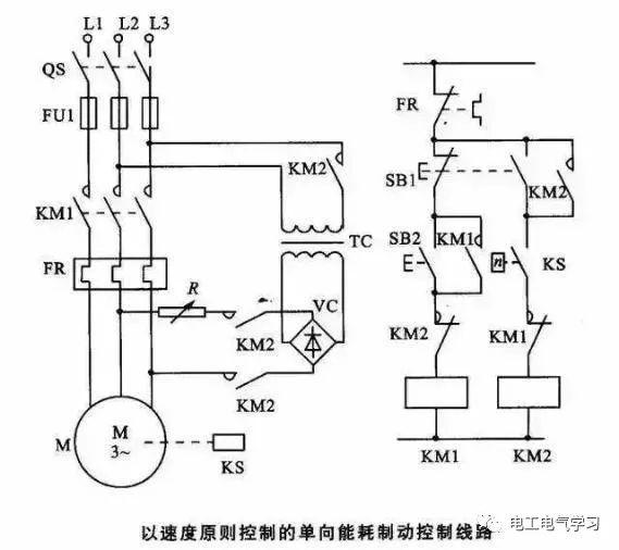 [电气分享]15个常见的电工中级电路图,会操作12个才算得上是电工_8