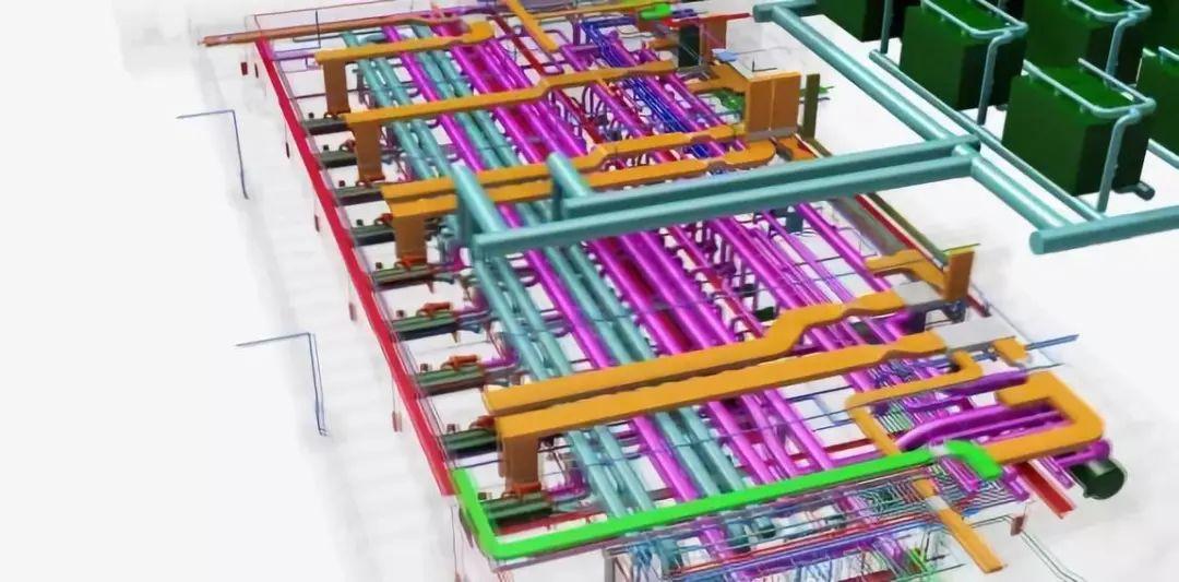 史上最经典的中建三局机电BIM技术应用实施方案_8