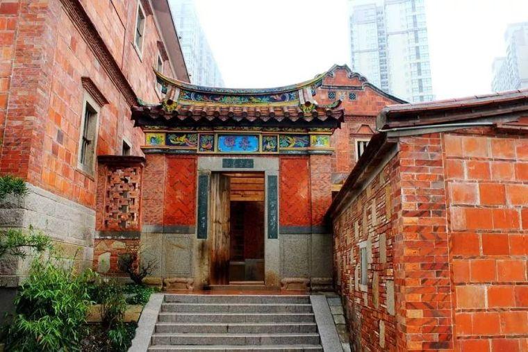 [闽南建筑]中国传统建筑——闽南古厝_7