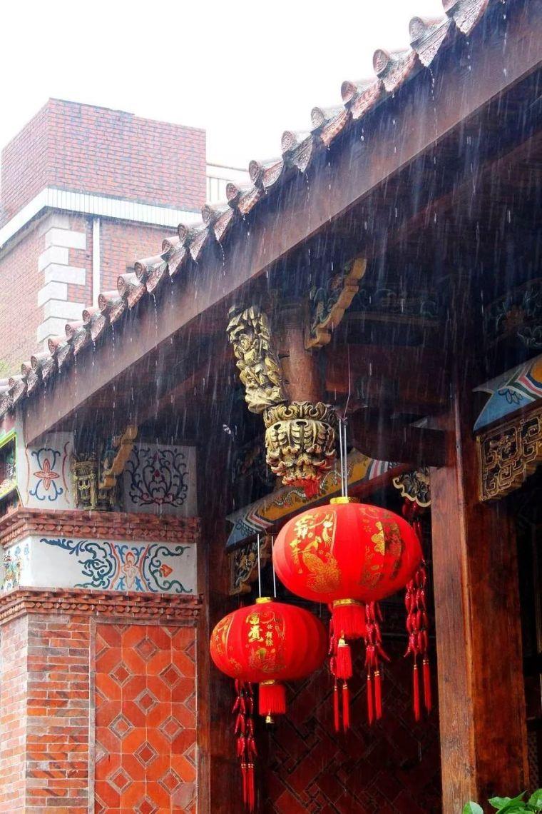 [闽南建筑]中国传统建筑——闽南古厝_9
