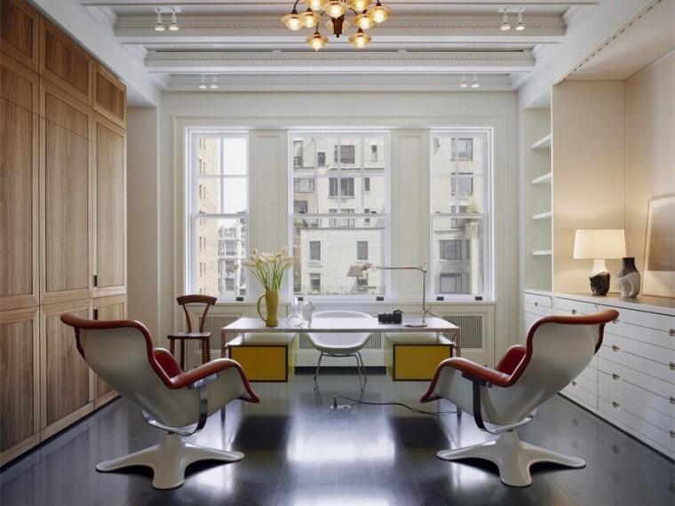 曼哈顿中央公园三层公寓