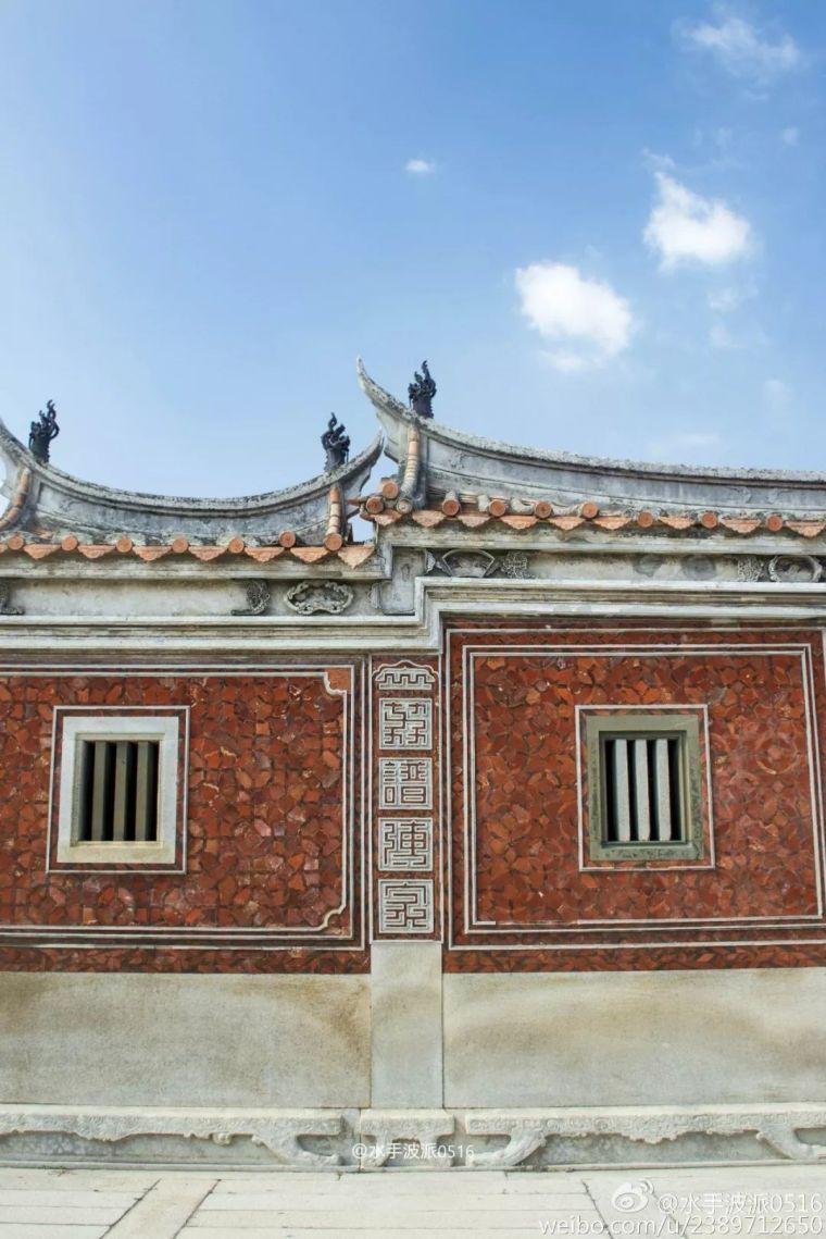 [闽南建筑]中国传统建筑——闽南古厝_11