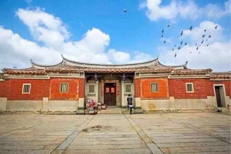 [闽南建筑]中国传统建筑——闽南古厝_14