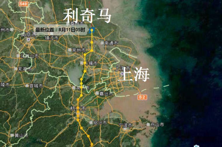"""""""利奇马""""来袭!上海建筑圈这些""""逆风者""""冲在抗台一线!"""