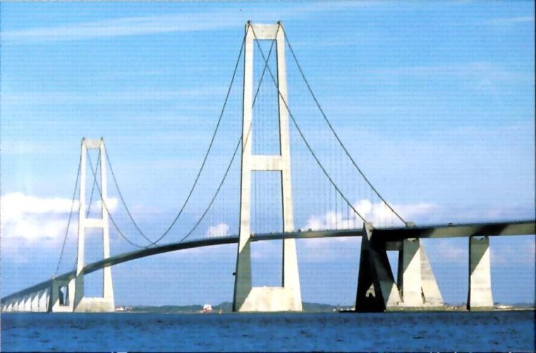 丹麦大海带桥