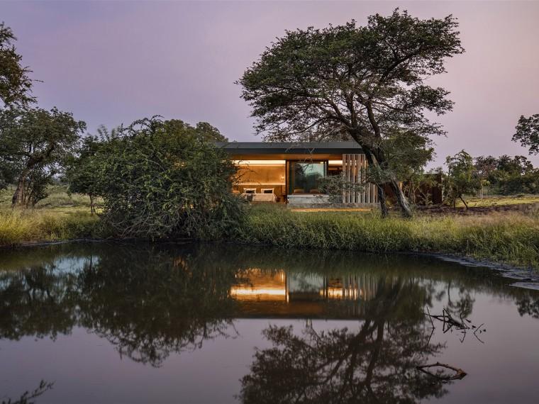 南非CheetahPlains野地别墅