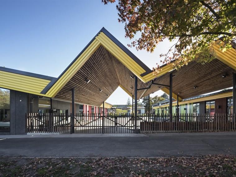 新西兰FreemansBay学校