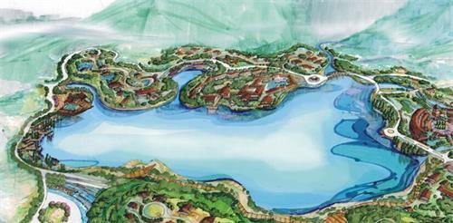 主题公园+旅游地产联合策划,艾肯弘扬为你分析其中优势