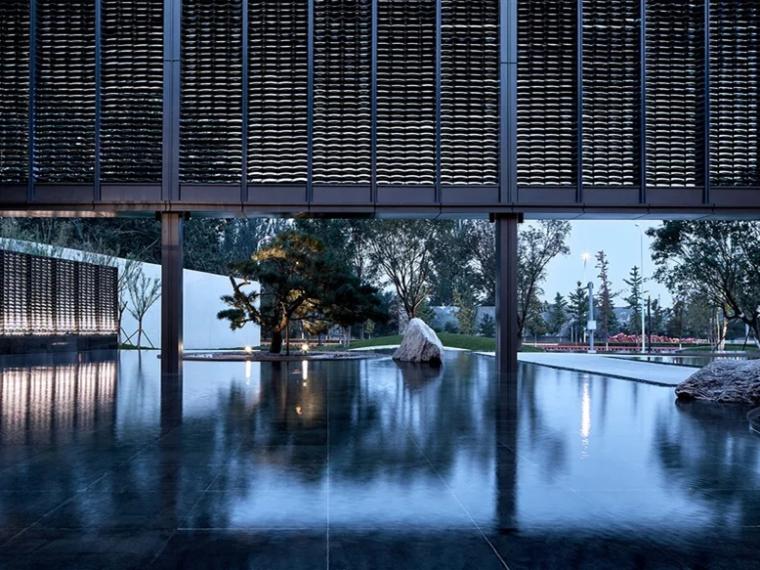 北京翡翠西湖示范区