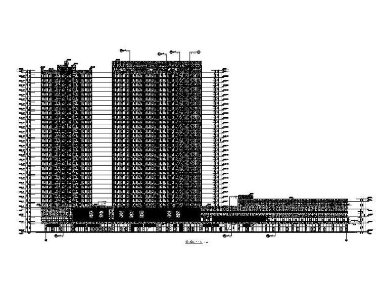 建筑立面图1