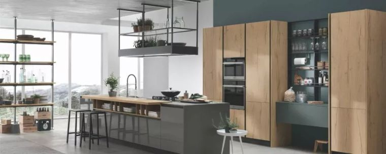 2020年厨房设计8大趋势,让做饭变成一种享受!