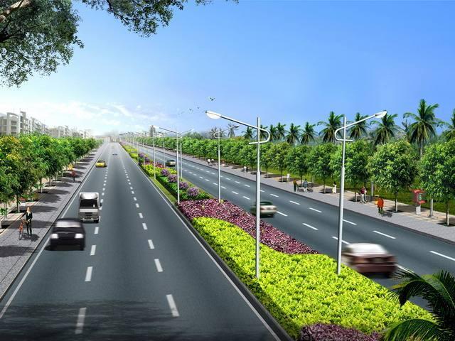 市政道路工程安全策划书(含图表)